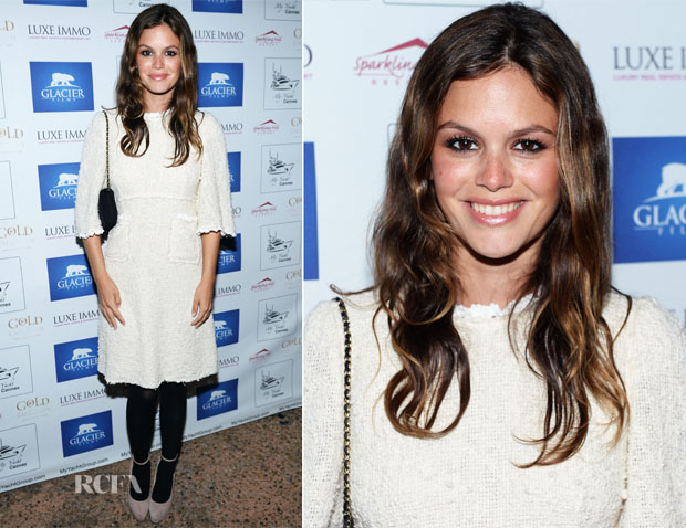 Rachel Bilson In Dolce & Gabbana - Glacier Films Launch Party