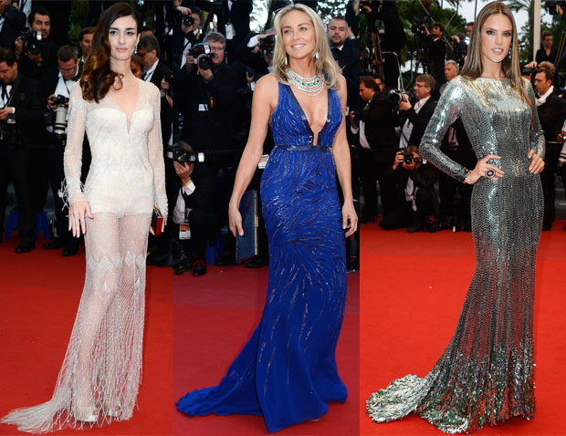 Roberto Cavalli Most Worn At Cannes