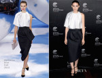 Rooney Mara In Christian Dior - 'Ain't Them Bodies Saints' Cannes Film Festival Photocall