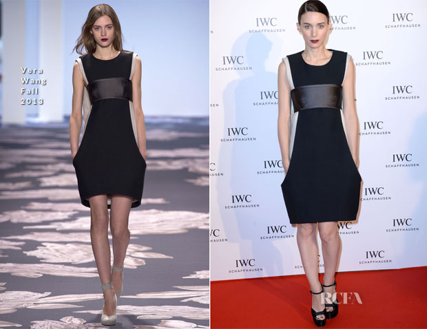 Rooney Mara In Vera Wang - 'For The Love Of Cinema' Event