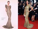 Rosario Dawson In Marchesa - 'Cleopatra' Cannes Film Festival Premiere