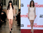 Rose Byrne In Emilio Pucci - 'The Internship' LA Premiere