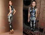 Sophia Bush In Escada - Clearly Chateau Event