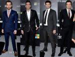 'Star Trek Into Darkness' LA Premiere Menswear Round Up