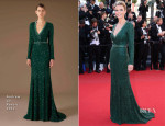 Sylvie Tellier In Andrew Gn - 'Zulu' Cannes Film Festival Premiere and Closing Ceremony