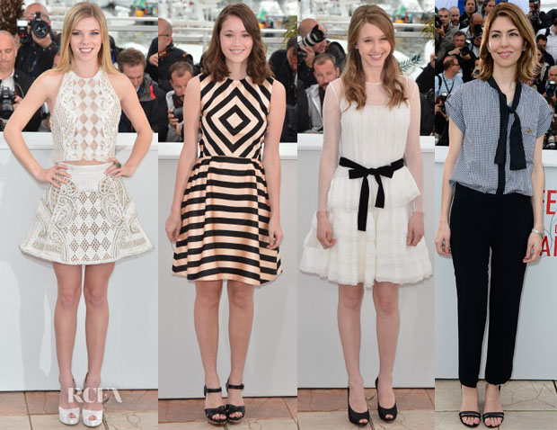 The Bling Ring Photocall