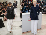 Tilda Swinton In Chanel - 'Only Lovers Left Alive' Cannes Film Festival Photocall