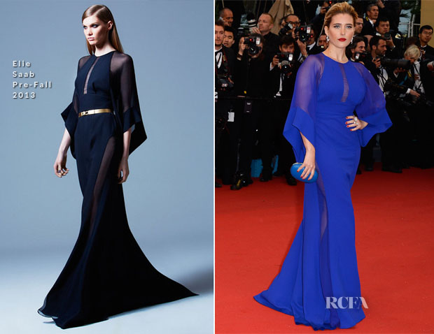 Vahina Giocante In Elie Saab - 'The Great Gatsby' Premiere & Cannes Film Festival Opening Ceremony