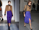 Victoria Beckham In Victoria Beckham - Out In New York City
