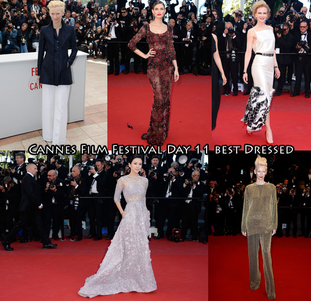 Who Was Your Best Dressed On Day 11 of Cannes Film Festival 2013