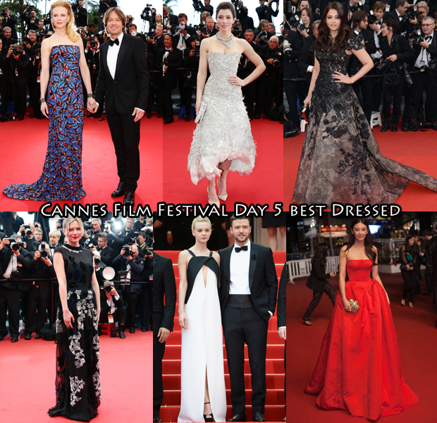 Who Was Your Best Dressed On Day 5 of Cannes Film Festival