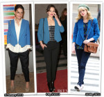 Who Wore Chloé Better...Katie Holmes, Marion Cotillard or Emma Stone?