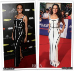 Who Wore Herve Leger Better...Michelle Williams or Michelle Rodriguez?
