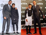 Will and Jaden Smith - 'After Earth' Asia Promo Tour