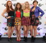 The Saturdays In Kenzo & McQ Alexander McQueen - BBC Radio 1's Big Weekend