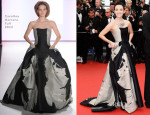 Zhang Ziyi In Carolina Herrera - 'The Bling Ring' Cannes Film Festival Premiere