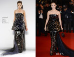 Zhang Ziyi In Chanel Couture -  'Only God Forgives' Cannes Film Festival Premiere