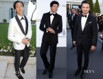 amfAR's 20th Annual Cinema Against AIDS Menswear Round Up