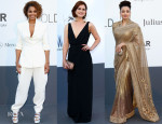 amfAR's 20th Annual Cinema Against AIDS Red Carpet Round Up