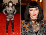 Madonna In Givenchy - 2013 Met Gala