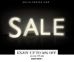Get Up To 70% Off Net-A-Porter US End of Season Sale