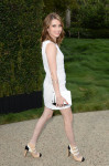 Emma Roberts in Chanel