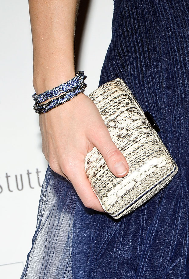 Emily Blunt's clutch