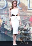 Best Dressed Of The Week - Angelina Jolie In Ralph & Russo