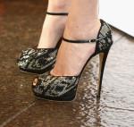 Emma Watson's Giuseppe Zanotti heels