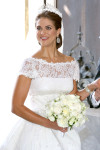 Princess Madeleine of Sweden in Valentino Garavani