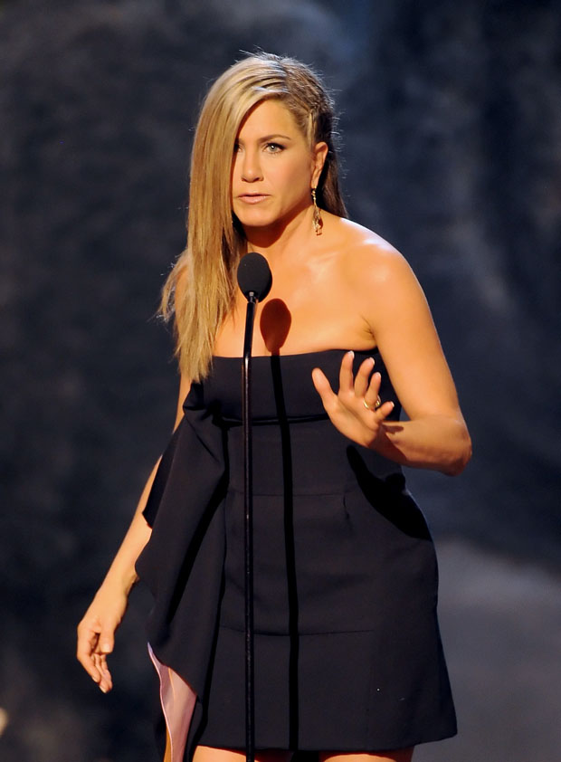 Jennifer Aniston in Dior
