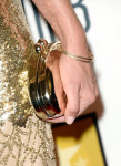 Cat Deeley's clutch