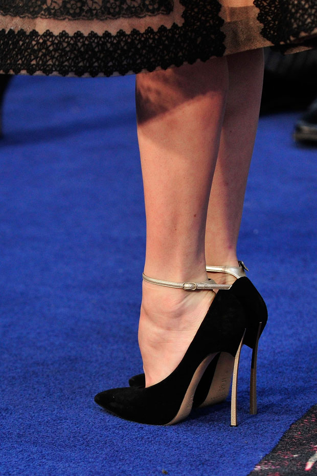 Amy Adams' Casadei pumps