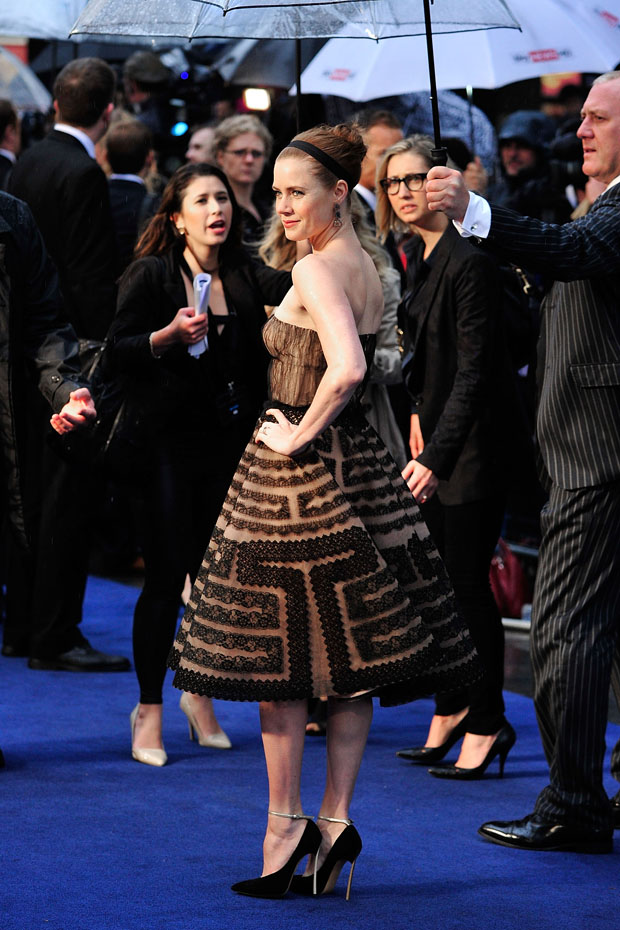 Amy Adams in Valentino Couture