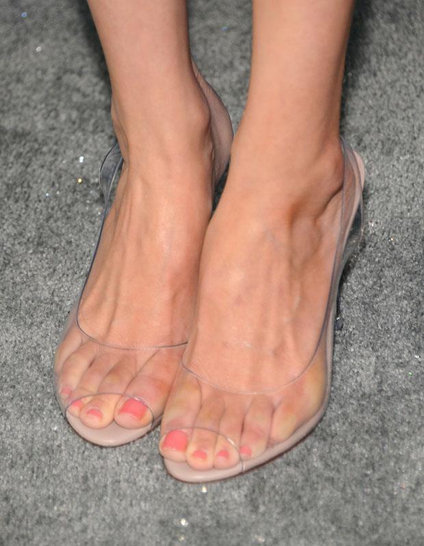 Sofia Coppola's Valentino shoes