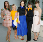 Roksanda Ilincic's Resort 2014 Collection Cocktail Party