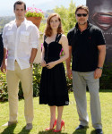 Amy Adams In Michael Kors - 'Man of Steel' Taormina Filmfest 2013 Photocall