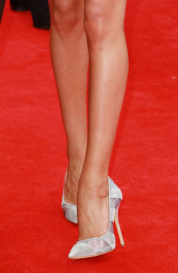 Rosie Huntington-Whiteley's Casadei 'Rodio Stellix' pump