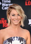 Julianne Hough in Monique Lhuillier