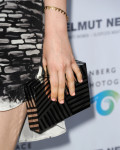 Bella Heathcote's Kelly Wearstler 'Fractured' clutch