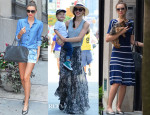 A Week In Miranda Kerr's Closet