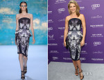 Ali Larter In Monique Lhuillier - 12th Annual Chrysalis Butterfly Ball