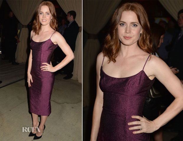 Amy Adams In L'Wren Scott - Spike TV's 'Guys Choice 2013'