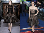 Amy Adams In Valentino Couture - 'Man of Steel' London Premiere