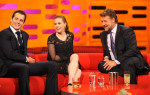 Amy Adams In Zuhair Murad - The Graham Norton Show