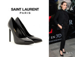Angelina Jolie's Saint Laurent 'Paris' Pumps