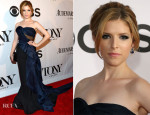 Anna Kendrick In Donna Karan Atelier - 2013 Tony Awards