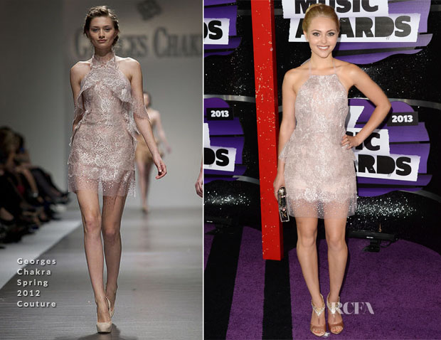 AnnaSophia Robb In Georges Chakra Couture - 2013 CMT Music Awards