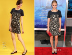 AnnaSophia Robb In Miss Wu - 'The Way, Way Back' New York Premiere
