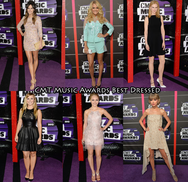 CMT Music Awards Best Dressed